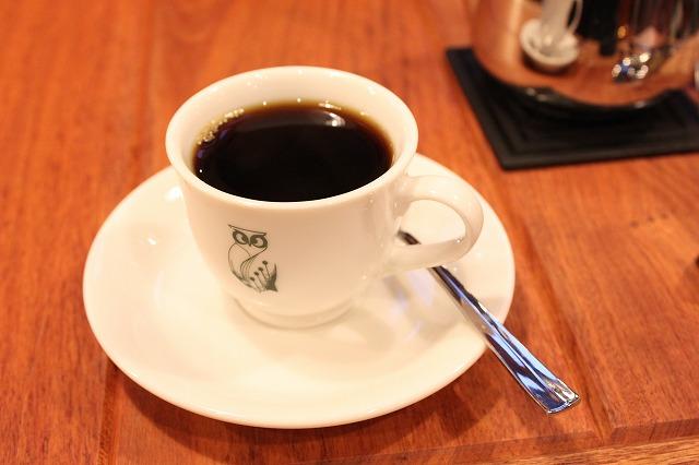 吉祥寺、「クレプスキュール」のコーヒー