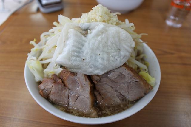 仙台市、「たいやき本舗藤家」の鯛焼きラーメン