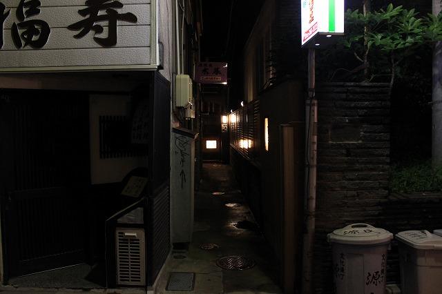 【仙台名店】仙台市、「源氏」の迷路のような道筋