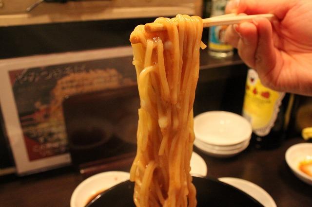 高円寺、「餃子バル」のやみつきそばをいただきます!