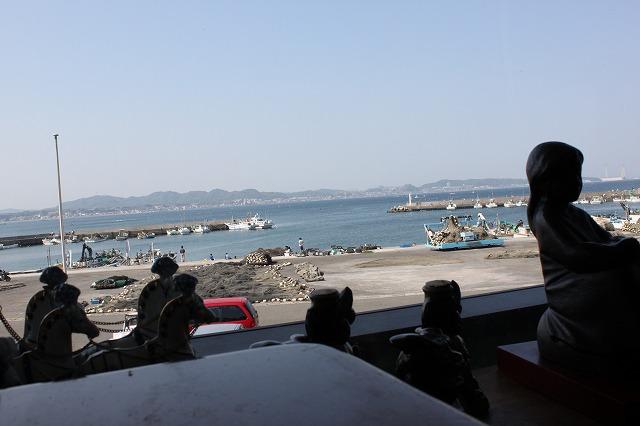 三浦海岸、「レストランKANEDA (かねだ)」の海とか