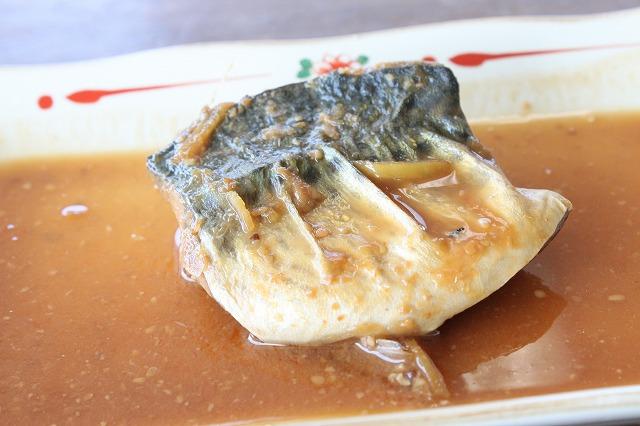 三浦海岸、「レストランKANEDA (かねだ)」のサバサバ味噌煮さん