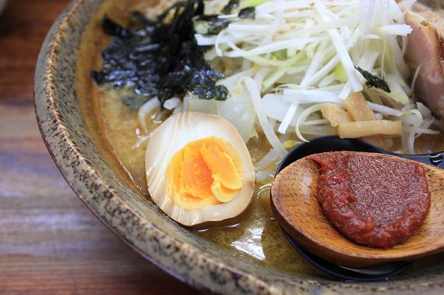 宮城県柴田町、「みそまる麺次郎」の柴田玄米味噌ラーメンよってみた