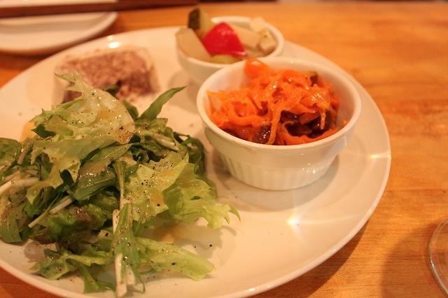 吉祥寺、「オーツキバル」の美味しい料理