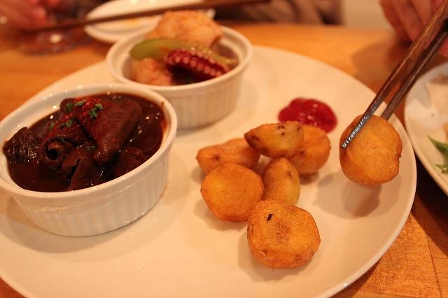 吉祥寺、「オーツキバル」のさらに美味しい料理