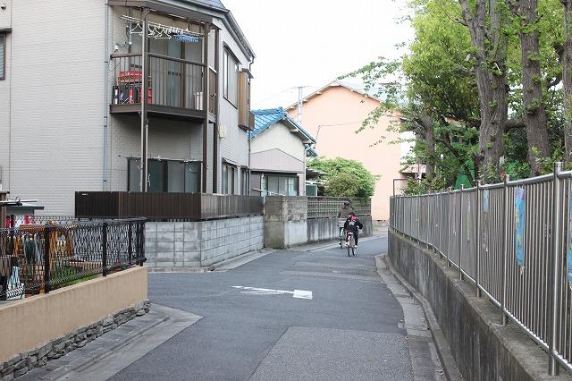 西新井大師、「もんじゃサクライ」の写真撮ってて通報されない?バージョン2