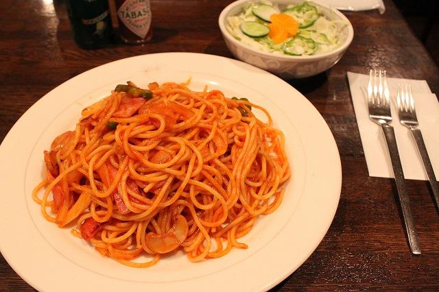 仙台市、「TAPIOLLA(タピオラ)」の死ぬ前に一度は食べたいナポリタン