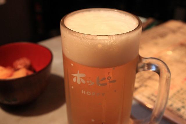 【超越したお店】杉並区方南町、「一心太助」のビールビール