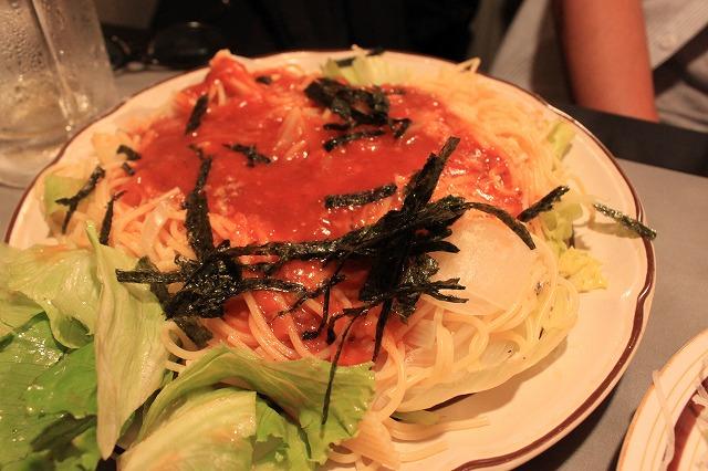【超越したお店】杉並区方南町、「一心太助」のスパゲッティ