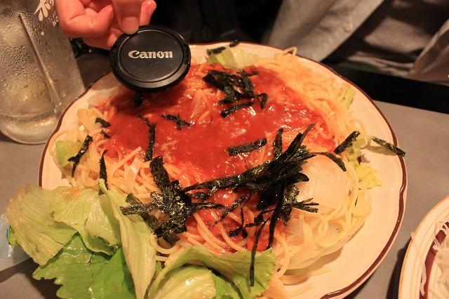 【超越したお店】杉並区方南町、「一心太助」の超スパゲッティ
