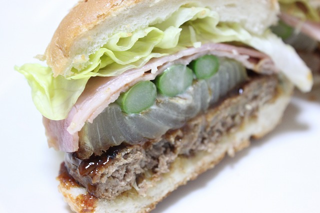 バウンスキッチンのハンバーガーをつくってみた。ゴルゴン!!!
