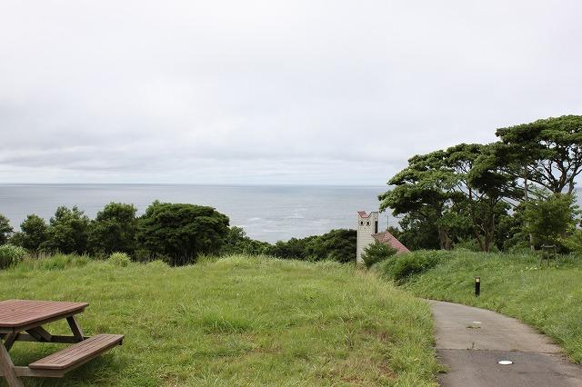 田代島の変なロッジ画像だよ