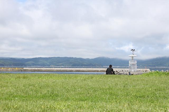 田代島の港画像だよ