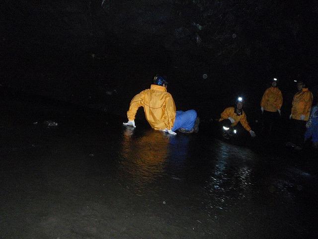 そうだ、富士樹海で洞窟探検しよう-わーいあとでどうすんの?