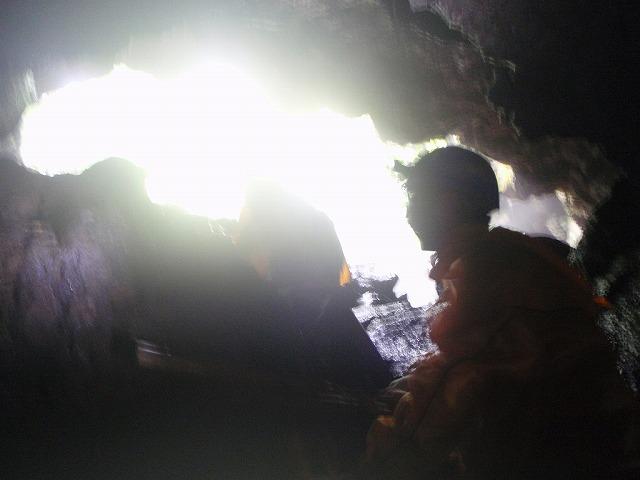 そうだ、富士樹海で洞窟探検しよう-もどってきたよ