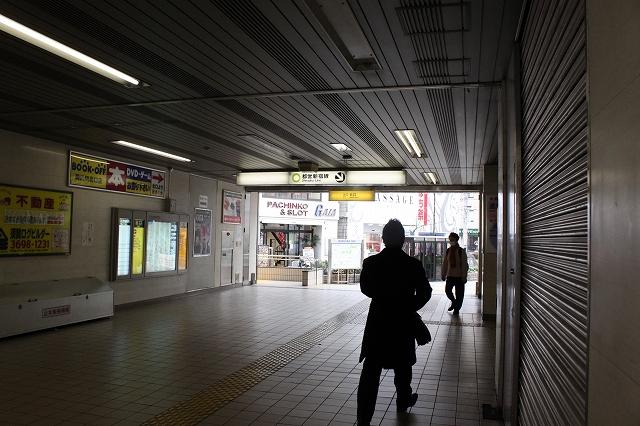 篠原風鈴本舗の道順、瑞江駅