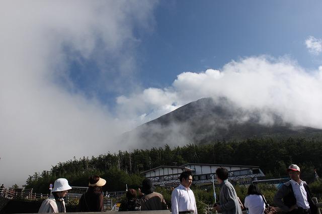 そうだ、富士山を登ろう-登ってみた編-
