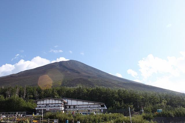 そうだ、富士山を登ろう-綺麗だね