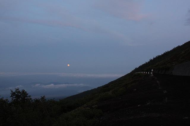そうだ、富士山を登ろう-わりと薄暗い