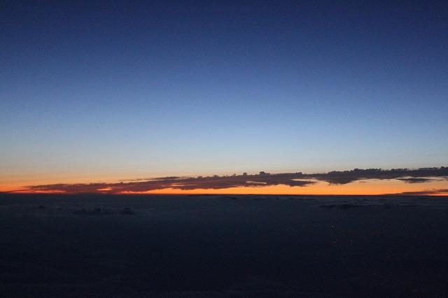 そうだ、富士山を登ろう-あかるくなってきた