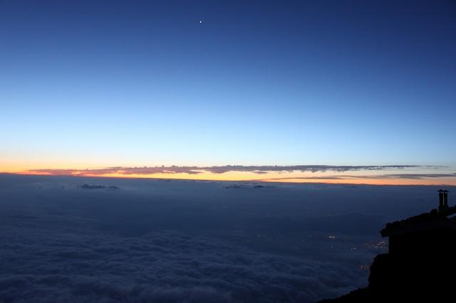 そうだ、富士山を登ろう-超絶景