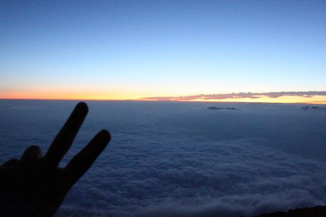 そうだ、富士山を登ろう-こうやってとるしかない