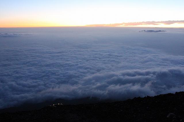 そうだ、富士山を登ろう-景色はすごい
