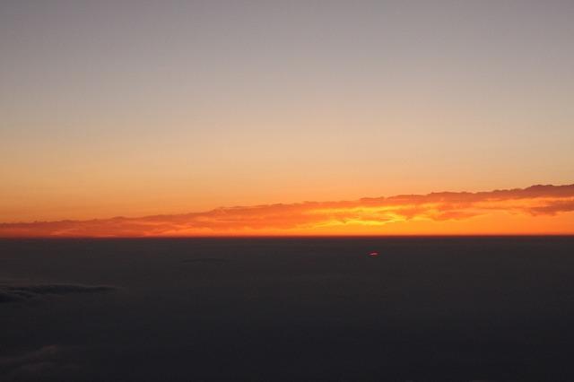 そうだ、富士山を登ろう-日の出タイム