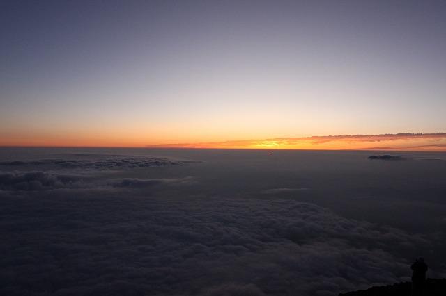 そうだ、富士山を登ろう-おぉぉぉ