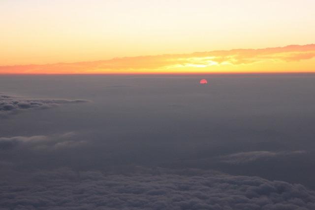 そうだ、富士山を登ろう-太陽さん