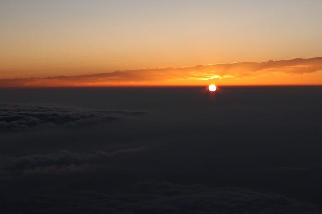 そうだ、富士山を登ろう-ピカピカ