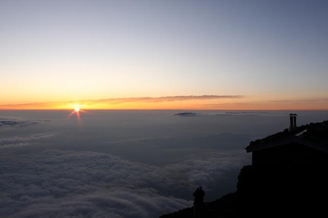 そうだ、富士山を登ろう-綺麗