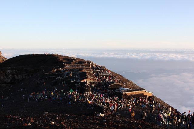そうだ、富士山を登ろう-インドみたい