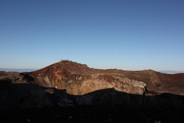そうだ、富士山を登ろう-地層が綺麗
