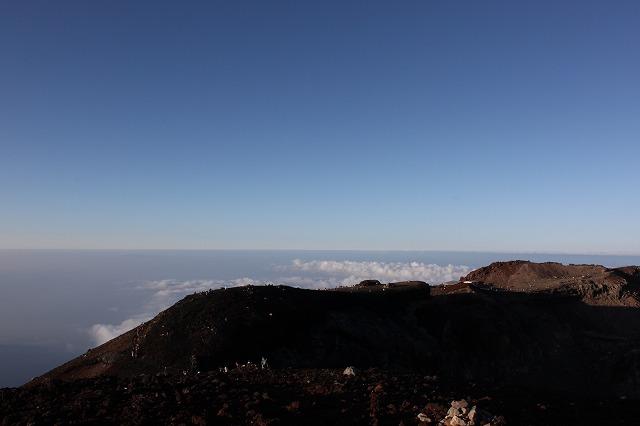 そうだ、富士山を登ろう-どこみても絶景