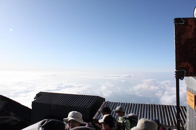 そうだ、富士山を登ろう-まさかの行列