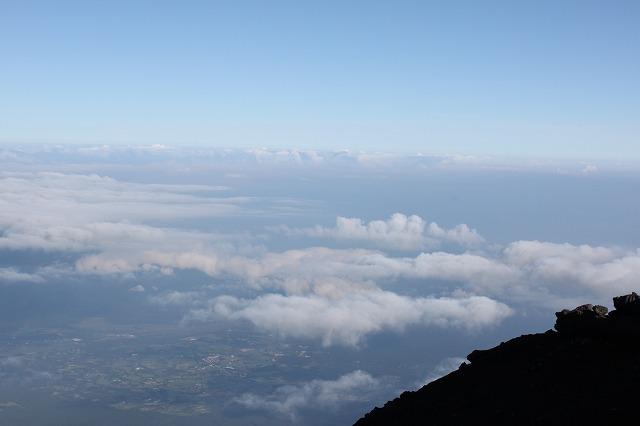 そうだ、富士山を登ろう-遠く南アルプスも