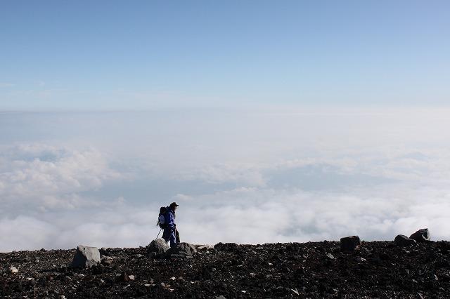 そうだ、富士山を登ろう-どこみてもすごい