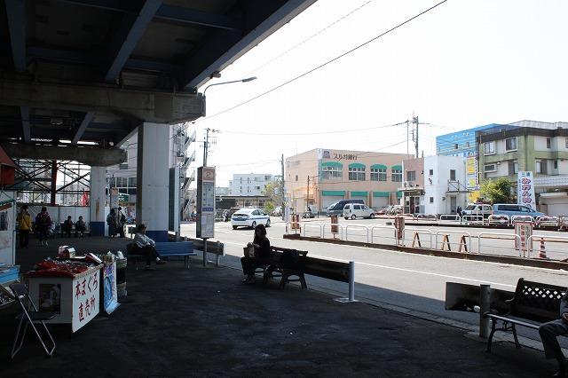 三浦海岸、「XJAPAN hideのお墓参り」バス乗り場
