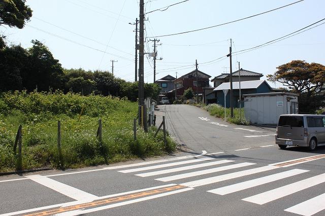 三浦海岸、「XJAPAN hideのお墓参り」道