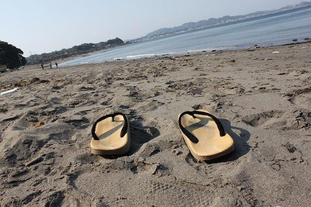 三浦海岸、「XJAPAN hideのお墓参り」海辺を歩く