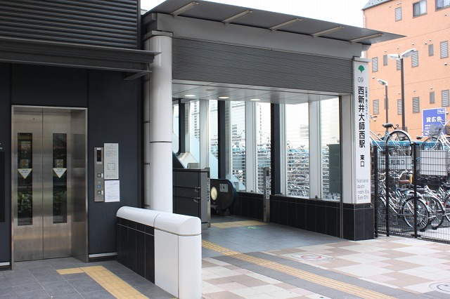 西新井大師、「駄菓子屋もんじゃ」に出会う旅、カオスな駅名